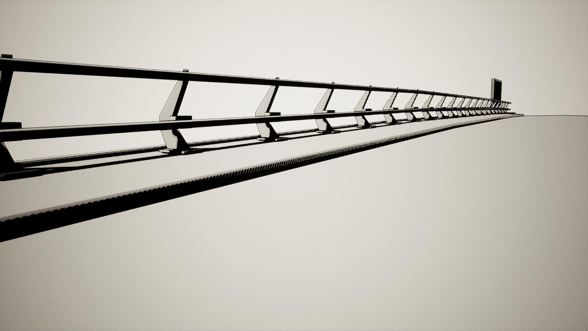 Rambarde de pont BIM