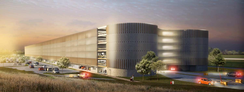Bim Construct 3D EuroAirport Bâle-Mulhouse