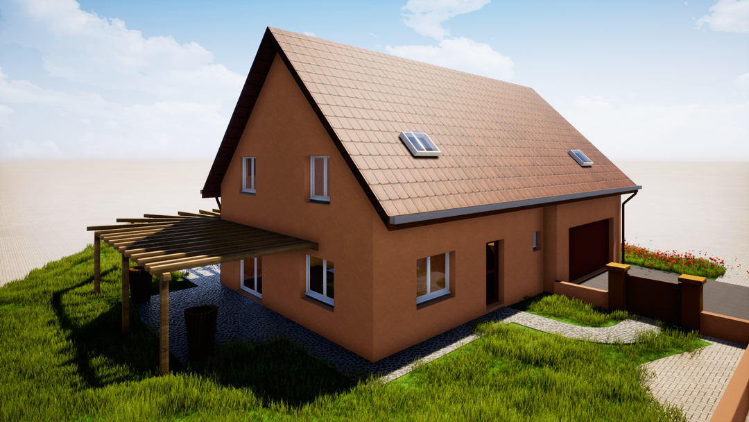 Bim Construct 3D Maison individuelle
